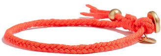 Madewell Braided Friendship Bracelet