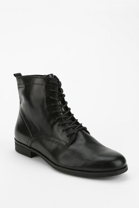 Urban Outfitters Vagabond Code Leather Lace-Up Boot