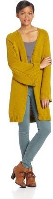Somedays Lovin Women's Cable-Knit Cardigan Sweater