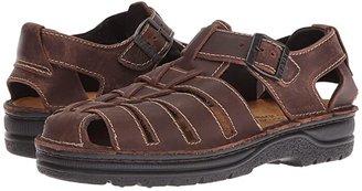 Naot Footwear Julius (Crazy Horse Leather) Men's Shoes
