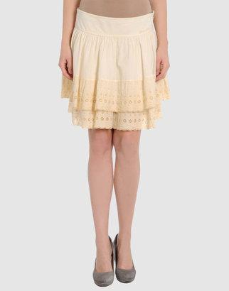 Miss Sixty LUXURY Knee length skirt