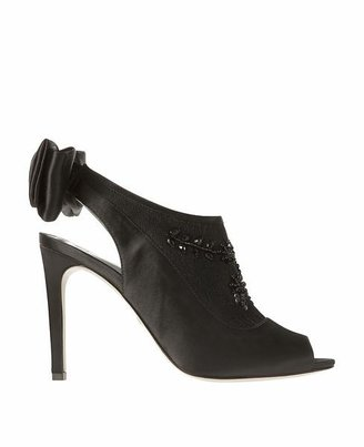 PeepToe Courtney Lace Sandals