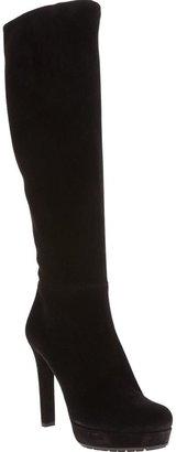 Gucci high heeled boot