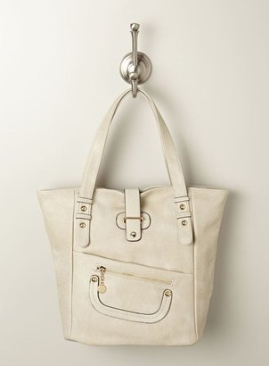 Melie Bianco Carly Front Pocket Tote