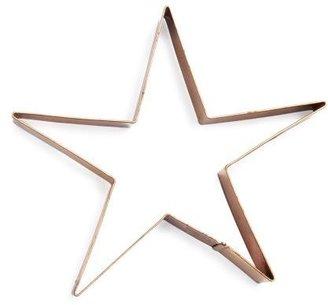 Sur La Table Star Copper Cookie Cutter