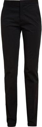 Jil Sander Stretch Cotton-Twill Trousers