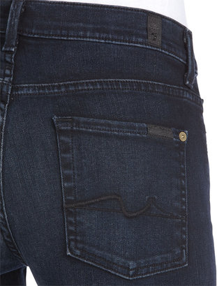 7 For All Mankind High-Waist Mon Tete Rouge Straight-Leg Jeans
