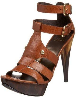 Stuart Weitzman Women's Timber Platform Sandal