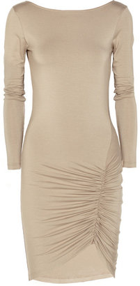 Kain Label Dallin ruched jersey dress