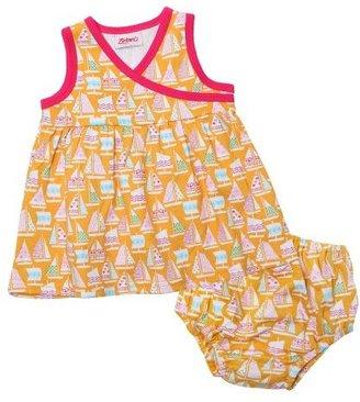Zutano Baby-Girls Newborn Riviera Sur...