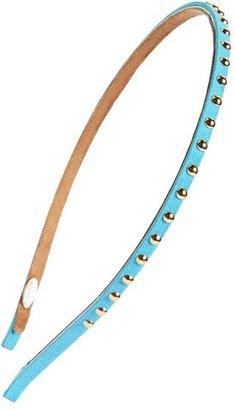 Tasha Studded Suede Headband