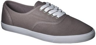 Mossimo Women's Lunea Canvas Sneaker - Grey
