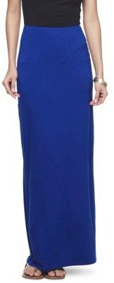 Mossimo Women's Pieced Maxi Skirt - Assorted Colors