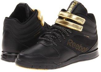 Reebok Dance UrLead Mid SE (Black/True Gold) - Footwear