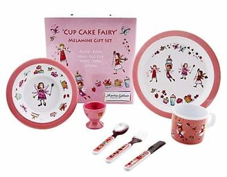 Gulliver Martin Cupcake Fairy Dinner Set