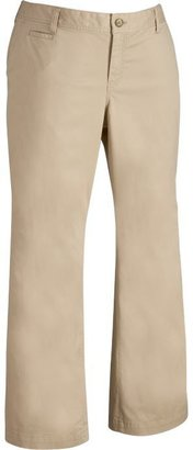 Old Navy Women's Plus Boot-Cut Perfect Khakis