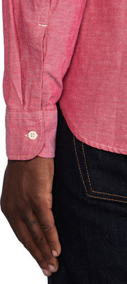 Levi's Made & Crafted One Pocket Shirt