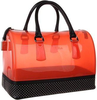 Furla Candy Bag with Stud Satchel Handbag