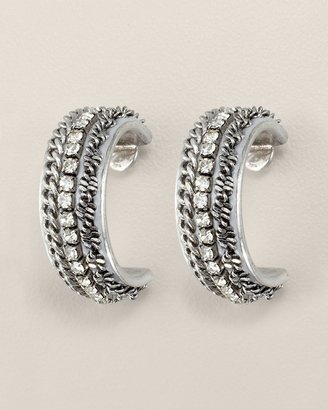 Chico's Paris Hoop Earring