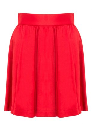 Alice + Olivia Tanner Mini Skirt With Pockets