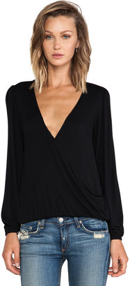 Lovers + Friends x REVOLVE Lovely Blouse $95 thestylecure.com