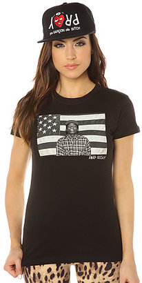 Asap Rocky The Flag Tee in Black