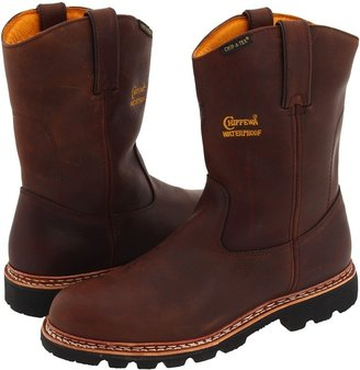 Chippewa 10 Insulated Norwegian Welt Pull On (Briar Pitstop) - Footwear