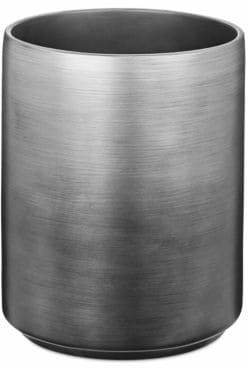 Famous Home Fashions Alys Grey Waste Basket