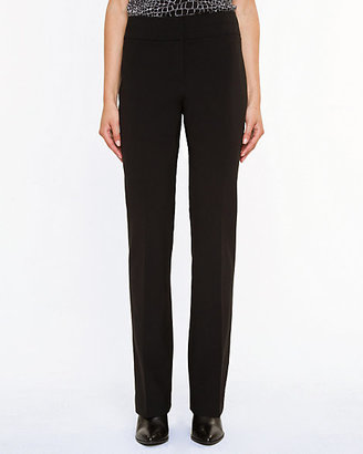 Le Château Wool Blend Slight Flare Leg Pant