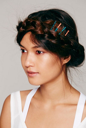 Free People Friendship Wrapped Bobby Pins