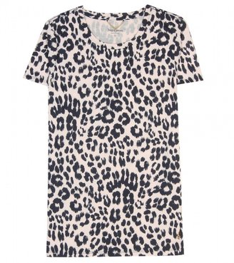 Juicy Couture ANIMAL PRINT T-SHIRT