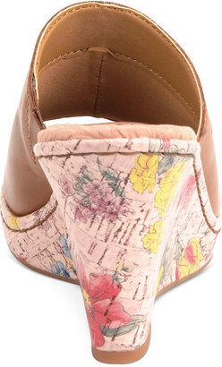 b.o.c. by Born Shoes, Deely Platform Wedge Sandals