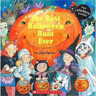 Scholastic The Best Halloween Hunt Ever Book