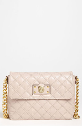 Marc Jacobs 'Quilting - Large Single' Leather Shoulder Bag