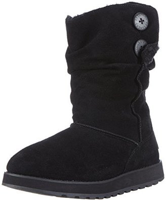 Skechers Women's Keepsakes-Freezing Temps Faux-Fur-Lined Boot $64.99 thestylecure.com