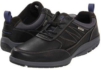 Rockport Adventure Ready Mudguard WP (Black) - Footwear