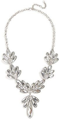 BaubleBar Silver Dame Necklace