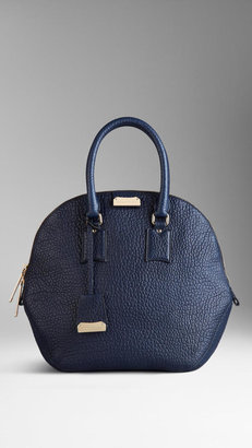 Burberry The Medium Orchard in Heritage Grain Leather