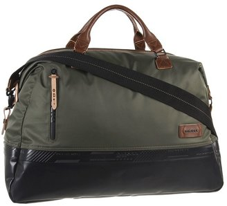 Diesel Rubber H'Art - Jump II (Olive Night/Black) - Bags and Luggage