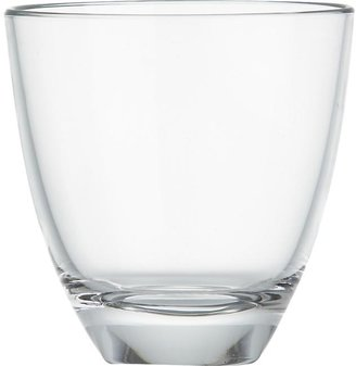 Crate & Barrel Moon Double Old-Fashioned Glass