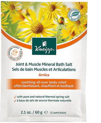 Kneipp Arnica Joint & Muscle Mineral Bath Salts Sachet 2.1 oz