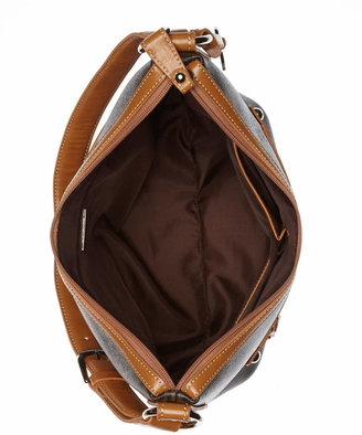 Giani Bernini Block Signature Hobo, Only at Macy's