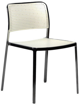 Kartell Audrey Chair Polished White
