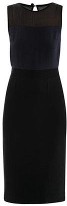 Lulu & Co Sheer top dress