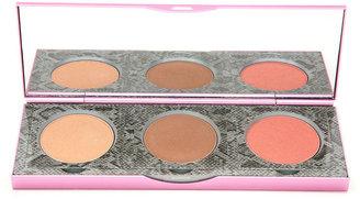 Mally Beauty Shimmer, Shape & Glow Face Defining System, Love is Deeper (Peach Deep) 0.4 oz (11.4 g)