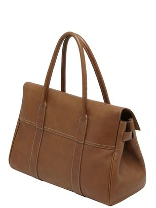 Mulberry Bayswater Natural Leather Top Handle