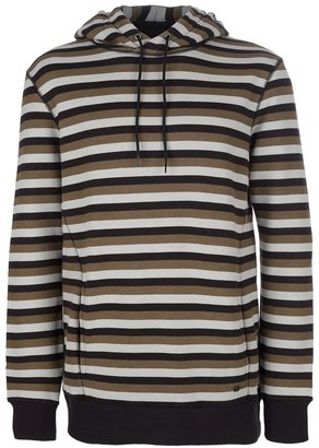 Marc by Marc Jacobs striped hoodie