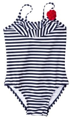 Circo Infant Toddler Girls' 1-Piece Swimsuit