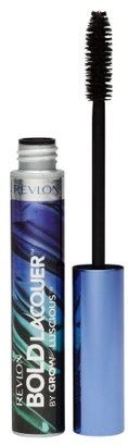 Revlon Bold Lacquer by Grow Luscious Length & Volume Mascara Waterproof Blackened Brown