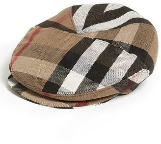 Burberry 'Jonny' Driving Cap
